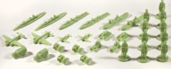 Battle Set - Neutrals, Light Green