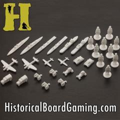 Battle Set - Neutrals, White