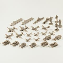 Battle Set - Allies, Gray