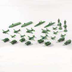 Battle Set - United States Supplement Set, Dark Green