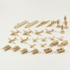 Battle Set - Allies, Tan