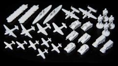 Battle Set - Allies, White