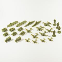 Battle Set - United States Supplement Set, Olive Drab
