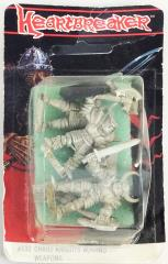 Chaos Knights w/Hand Weapons