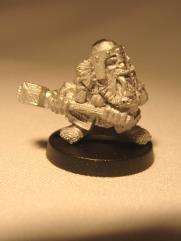 Dwarf Leader