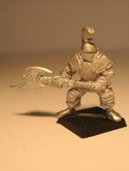 Knight Champion w/Axe