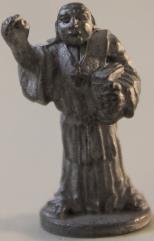 Cleric w/Book #1