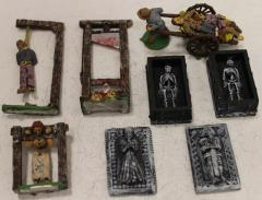 Torture Devices & Coffins Collection