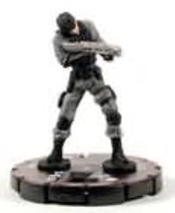 Field Agent #084 - Veteran