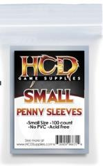 Small Penny Sleeves (10 Packs of 100)