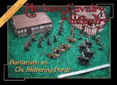 Archers, Cavalry & Infantry