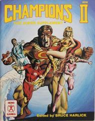 Champions II (2nd Printing)