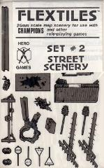 "Flex Tiles - Set #2 ""Street Scenery"""