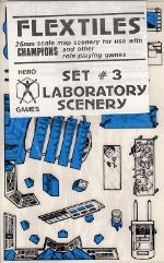 "Flex Tiles - Set #3 ""Laboratory Scenery"""