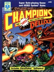 Champions (Deluxe, 4th Edition)