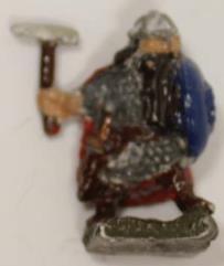 Dwarf of the Iron Hills w/Mattock #1
