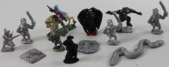 Heritage Fantasy Miniatures Collection #1