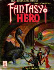 Fantasy Hero (1st Printing)