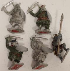 Black Uruk-Hai at the Mines of Moria #1