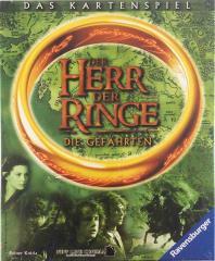 Herr der Ringe, Der - Die Gefahrten, Das Kartenspiel (The Lord of the Rings - The Fellowship, The Card Game)