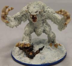 Snow Troll #1