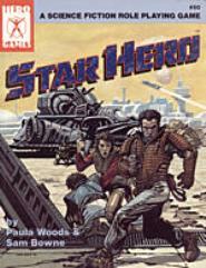 Star Hero (3rd Edition)