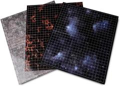 Square Grid Terrains