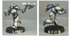 Powered Armor Libby