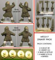 Dwarf Multi-Pack #1