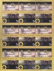 Battle Royale Card Set