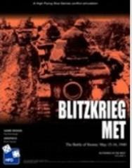 Blitzkrieg Met - The Battle of Stonne