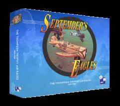 September's Eagles - The Thompson Trophy Air Races 1929-1939
