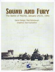 Sound & Fury - The Battle of Mechili, January 24/25, 1941