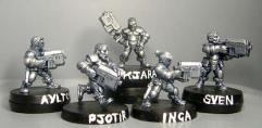 Heavy Infantry Squad Pack (A)