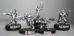 Close Combat Squad (A)