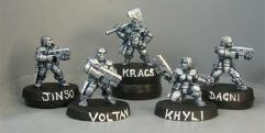 Light Infantry Squad Pack (A)