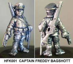 Freddy Bagshott