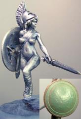 Hoplite Shields (40mm)