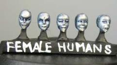 Human Heads - Female (A)