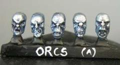 Orc Heads - Male