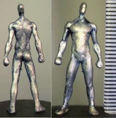 Human Male Armature (A)