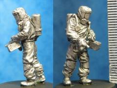 Hazmat w/Geiger Counter
