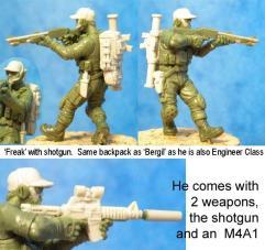 Freak - Modern Trooper