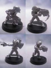 Bohkin Troop Pack