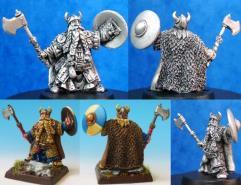 Falgrim Jarlsson - Norse Dwarf Thane