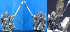 Drya - Female Dwarf Runecaster