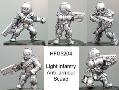 Light Infantry Anti-Armor Squad (A)