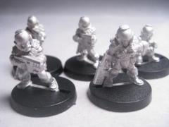 Light Infantry Squad Pack (B)