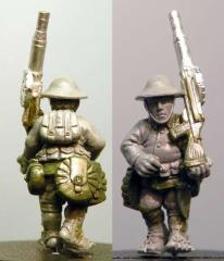 M. Murphy - Light Machine Gunner