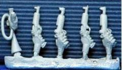 Pistol Hands & Bugle